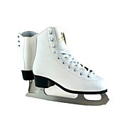 American Athletic Shoe Girls' Tricot Lined Figure Skates