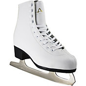 American Athletic Shoe Women's Leather Lined Figure Skates