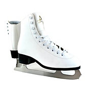 American Athletic Shoe Women's Tricot Lined Figure Skates