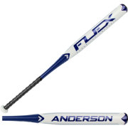Anderson FLEX Single Wall ASA/USSSA Slow Pitch Bat 2015