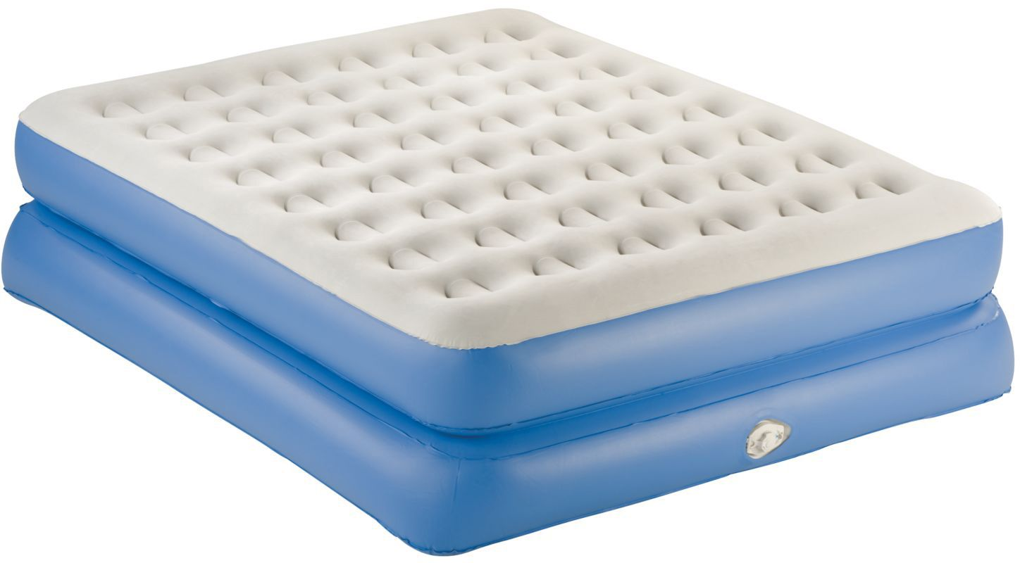 aerobed queen classic double high air mattress dick s sporting goods