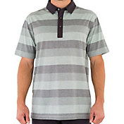 Linksoul Stripe Knit Polo