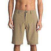 Quiksilver Men's Solid Amphibian Hybrid Shorts