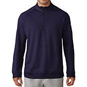 adidas Men's Club Half-Zip Golf Pullover