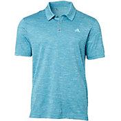 adidas Men's Advantage Heather Golf Polo
