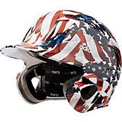 adidas OSFM Hydro Graphics Batting Helmet