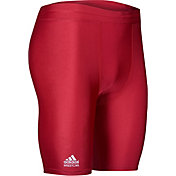 adidas Adult Compression Wrestling Shorts