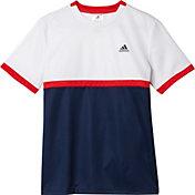 adidas Boys' Court Tennis Crew