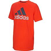 adidas Boys' clima Performance Logo T-Shirt