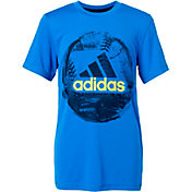 adidas Boys' Field and Court T-Shirt
