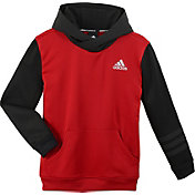 adidas Boys' Elevated Tech Basketball Hoodie