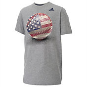 adidas Boys' USA T-Shirt