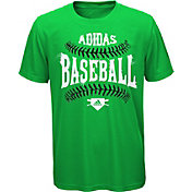 adidas Boys' Baseball Graphic T-Shirt