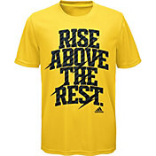 adidas Boys' Rise Above Performance Graphic T-Shirt