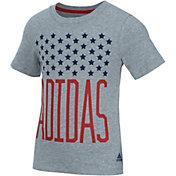 adidas Little Boys' USA Pride T-Shirt