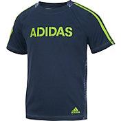 adidas Little Boys' Tech Snake T-Shirt