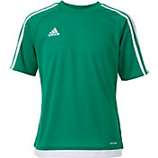 adidas Boys' Estro 15 Soccer Jersey T-Shirt