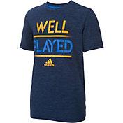 adidas Little Boys' Well Played T-Shirt