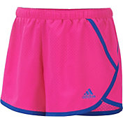 adidas Girls' Finish Line Woven Shorts