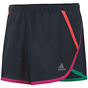 adidas Little Girls' Finish Line Woven Shorts