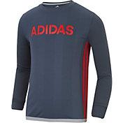 adidas Toddler Boys' Home Jersey Long Sleeve Shirt