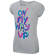 adidas Girls' Practice T-Shirt