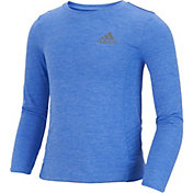 adidas Toddler Girls' Pretty Strong clima Long Sleeve Shirt