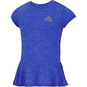 adidas Little Girls' Spin clima T-Shirt