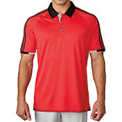 adidas Men's climachill® 3-Stripes Competition Golf Polo