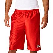 adidas Men's 3 Stripes Basic Basketball Shorts