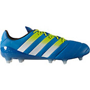 adidas Men's Ace 16.1 AG/FG Leather Soccer Cleats