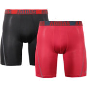 adidas Men's climacool 9'' Midway Briefs – 2 Pack