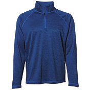 adidas Men's SpeedX Quarter Zip Long Sleeve Shirt