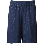 adidas Men's Axis Performance Woven Crackle Print Shorts