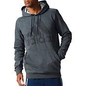 adidas Men's Exult Logo Graphic Hoodie