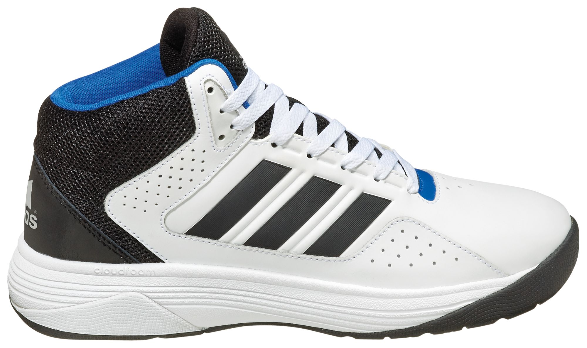 Product Image � adidas Neo Men\u0027s Cloudfoam Ilation Mid Basketball Shoes