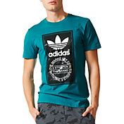 adidas Men's Originals Camo Tongue Label T-Shirt