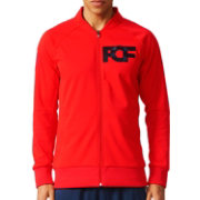 adidas Men's Colombia Red Track Jacket