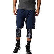 adidas Men's CrazyLight GFX Basketball Shorts