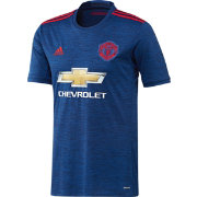 adidas Men's Manchester United 16/17 Replica Away Jersey