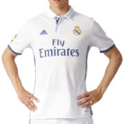 adidas Men's Real Madrid 16/17 Replica Home Jersey
