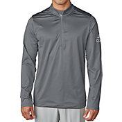 adidas Men's climawarm Performance Quarter-Zip Golf Pullover