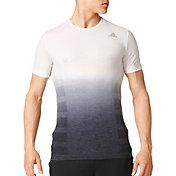 adidas Men's Ultra Primeknit DipDye Running T-Shirt