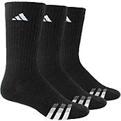 adidas Men's Cushioned Crew Socks 3 Pack
