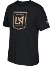 adidas Men's Los Angeles FC Logo Black T-Shirt| DICK'S Sporting Goods