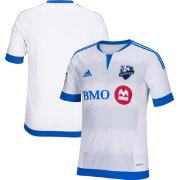 adidas Men's 2015 Montreal Impact Secondary Replica Jersey