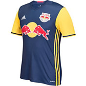 adidas Men's New York Red Bulls 2016 Replica Away Jersey