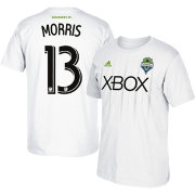 adidas Men's Seattle Sounders Jordan Morris #13 Secondary Player T-Shirt