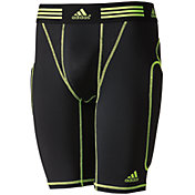 adidas Men's Phenom Sliding Shorts w/ Cup