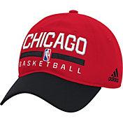 adidas Men's Chicago Bulls Practice Performance Adjustable Hat
